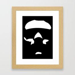 Hustler Framed Art Print