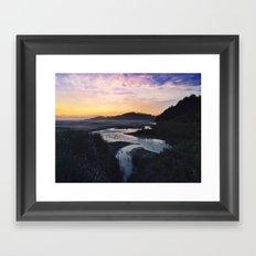 Riverbend 1 Framed Art Print