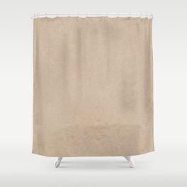 Pantone Hazelnut, Liquid Hues, Abstract Fluid Art Design Shower Curtain