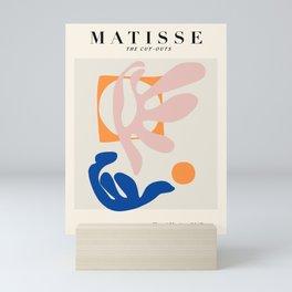 Exhibition poster Henri Matisse. Mini Art Print