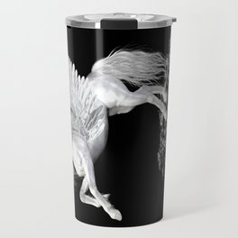The Pegasus ..  StarFire .. fantasy horse Travel Mug