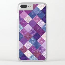 GEO#8 Clear iPhone Case