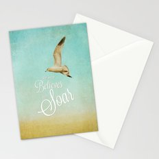 She Who Believes Stationery Cards
