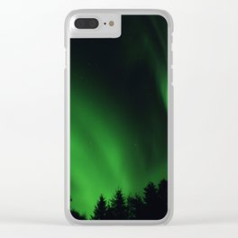 The Northern Lights 05 Clear iPhone Case