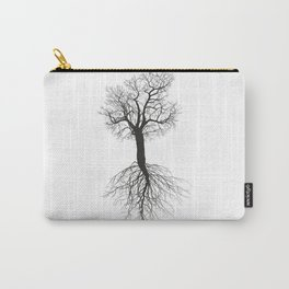 Mulberry tree without leaves with root Carry-All Pouch