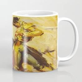 Vintage Mexico Bullfighting Travel Coffee Mug