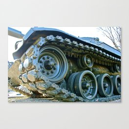 Tanker ONE Canvas Print