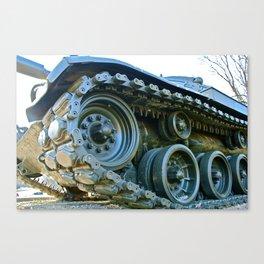 Tanker ONE Canvas Print
