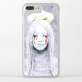 Sonnet 97 Clear iPhone Case