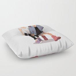 Off Duty Floor Pillow