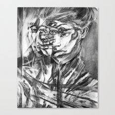 I Can't Feel  Canvas Print