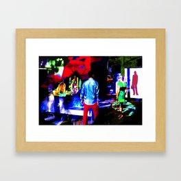 complementary Framed Art Print