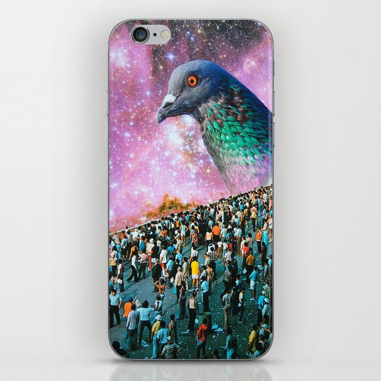 Pigeon iPhone & iPod Skin