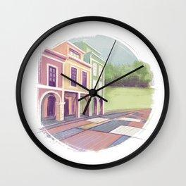 Aviles Wall Clock