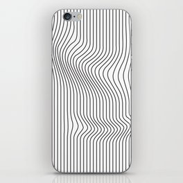 Lines #1 iPhone Skin