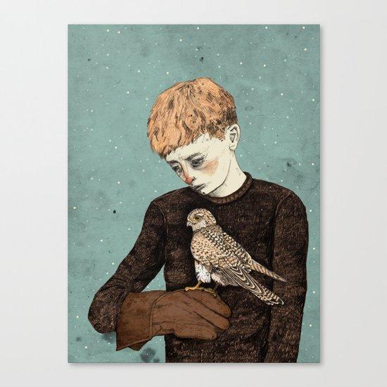 Kes  Canvas Print