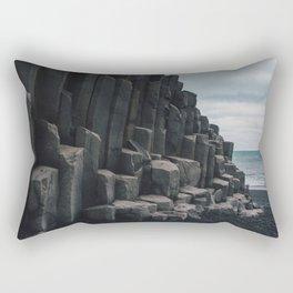 Reynisfjara, Iceland Rectangular Pillow