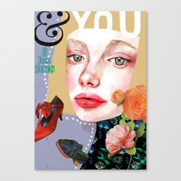 &YOU vol.1 Canvas Print