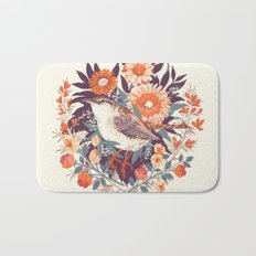 Wren Day Bath Mat