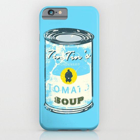 tomato soup iPhone & iPod Case