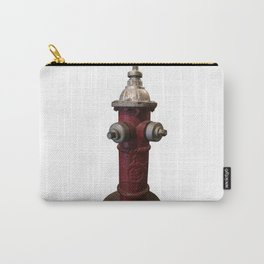Vintage Vermont Hydrant Carry-All Pouch