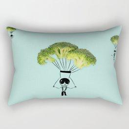 paratroopers Rectangular Pillow