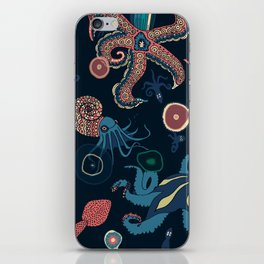 Cephalopods iPhone Skin