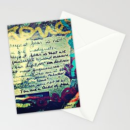 The Fire Next Time Stationery Cards