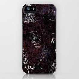 Slash Guns n Roses iPhone Case