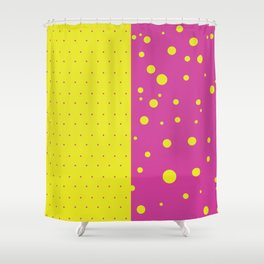 Freak Out!! Freak Out!! Shower Curtain