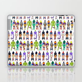 Superhero Butts - Power Couple Laptop & iPad Skin