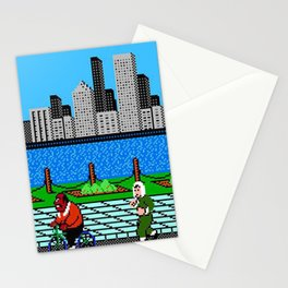 Ask Gary Vee Show - NES Punch Out Training Stationery Cards