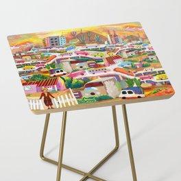 La Finikera (Phoenix) Side Table
