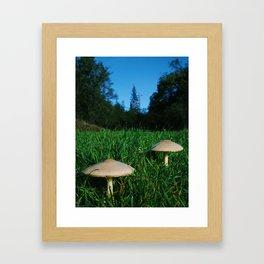 Knome's Land Framed Art Print