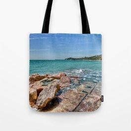 The Warren Seascape Tote Bag
