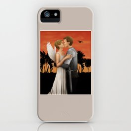 R+J iPhone Case