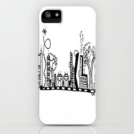 """""""The BK Way""""  iPhone Case"""