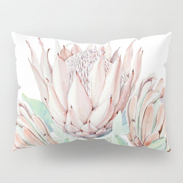Protea #society6 #buyart Pillow Sham