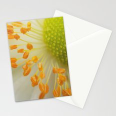 Green and Fluffy Stationery Cards