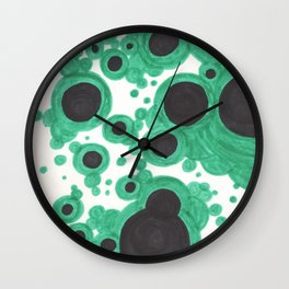 Nightswim Wall Clock