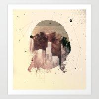 Sitting Bull Forever Art Print