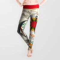 bohemian Leggings featuring Bohemian  by famenxt