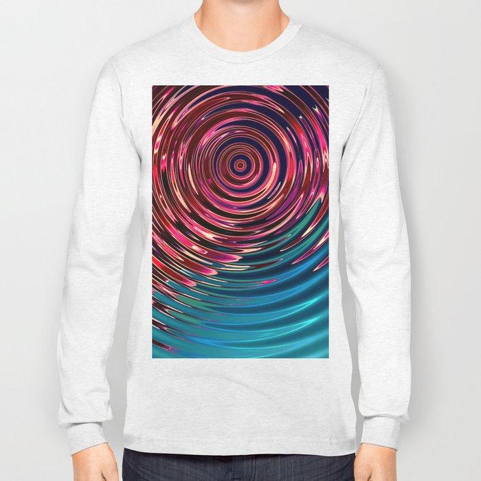 Ripple Long Sleeve T-shirt
