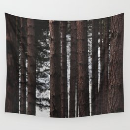Through the Trees - Nature Photography Wall Tapestry