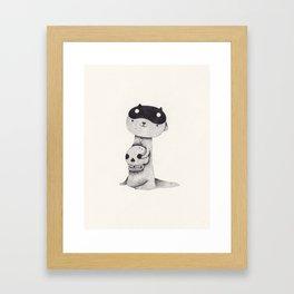 Tomy Framed Art Print