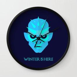 The IceKing Minimalist Wall Clock