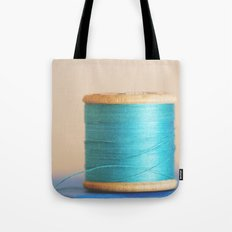c is for cyan Tote Bag