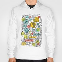 rush Hoodies featuring DON'T RUSH ME by Matthew Taylor Wilson