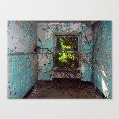 Secret Room Canvas Print