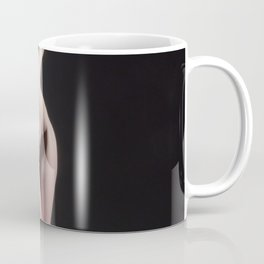 3445-MM Sensual Nude Woman Slim Fit Body Erect Nipples Coffee Mug